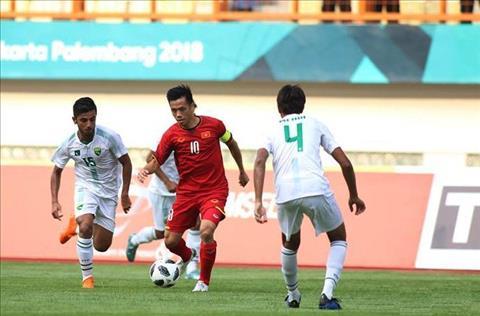 Thấy gì sau trận Olympic Việt Nam 3-0 Olympic Pakistan hình ảnh