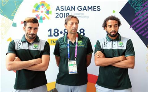 HLV Pakistan nói gì trước cuộc so tài với Olympic Việt Nam hình ảnh