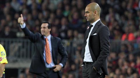 Unai Emery vs Pep Guardiola Bao giờ hết nỗi ám ảnh hình ảnh 3