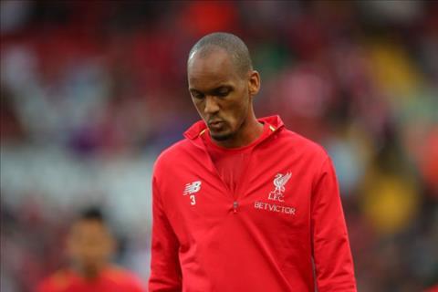 Fabinho phát biểu về Liverpool hình ảnh