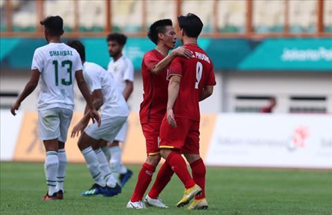 Truyền thông Nepal thừa nhận sức mạnh của Olympic Việt Nam hình ảnh
