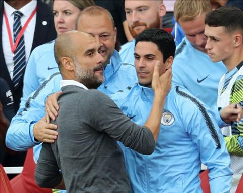Vai trò của trợ lý HLV Mikel Arteta trận Arsenal vs Man City hình ảnh