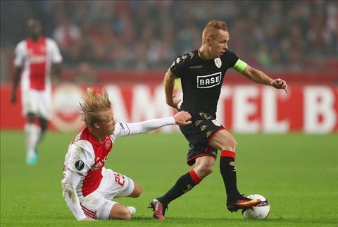 Nhận định Ajax vs Standard Liege 01h30 ngày 158 Champions League hình ảnh