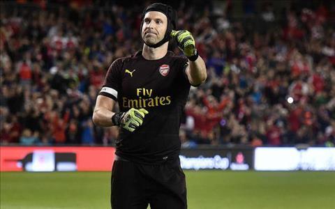 Thủ môn Petr Cech nói về trận Chelsea vs Arsenal derby London hình ảnh