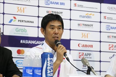 HLV Olympic Nhật Bản cảnh giác trước các đội bóng ở bảng D hình ảnh