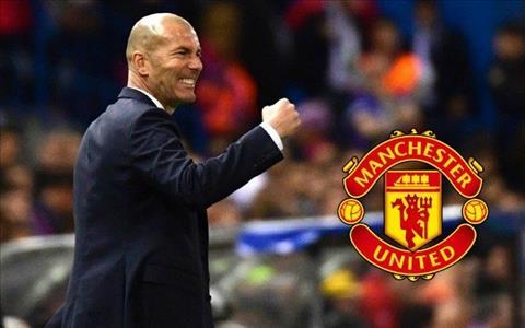 4 tân binh khủng được đưa về nếu HLV Zinedine Zidane dẫn dắt MU hình ảnh