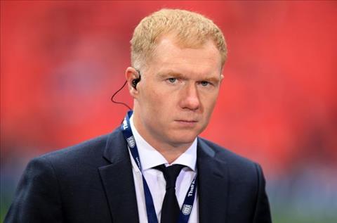 Paul Scholes danh gia thap co hoi vo dich Premier League cua Man Utd.