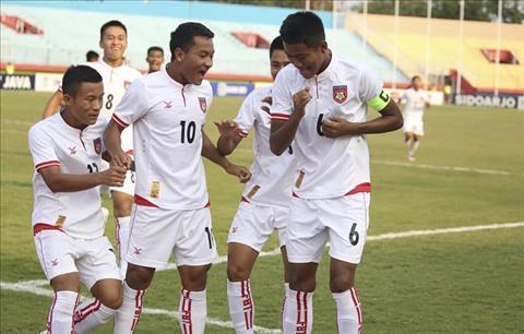 E ngại Việt Nam, ĐT Myanmar tập huấn Qatar chuẩn bị cho AFF Cup hình ảnh