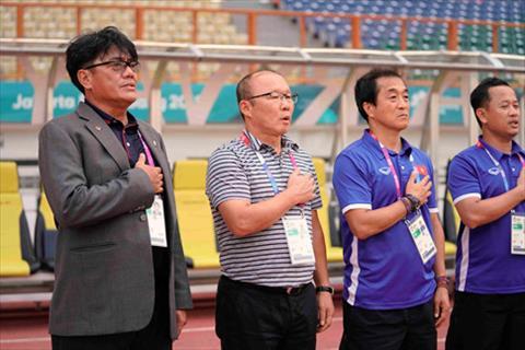 Olympic Việt Nam vượt Nhật Bản Dấu ấn thầy Park hình ảnh