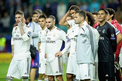 3 lý do khiến Real Madrid trở thành cựu vương ở Siêu cup châu Âu hình ảnh