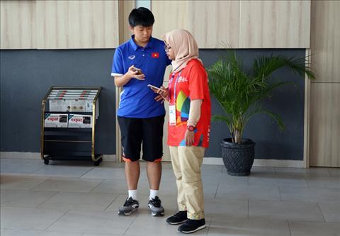 HLV Park Hang Seo cử trợ lý Olympic Việt Nam do thám Hàn Quốc hình ảnh