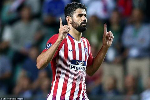 Chuyển nhượng Ateltico Madrid 157 Giữ Saul Niguez, bán Costa hình ảnh