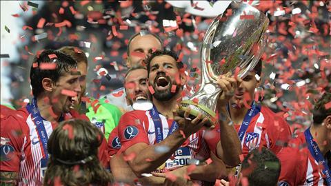 Dư âm trận Real Madrid vs Atletico tranh Siêu Cúp Châu Âu 2018 hình ảnh