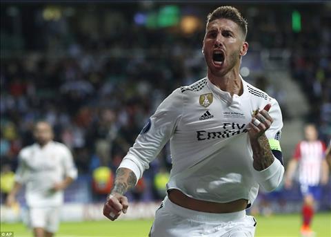 Real Madrid thua Atletico Madrid Khi những nỗi nhớ cứ dày thêm hình ảnh