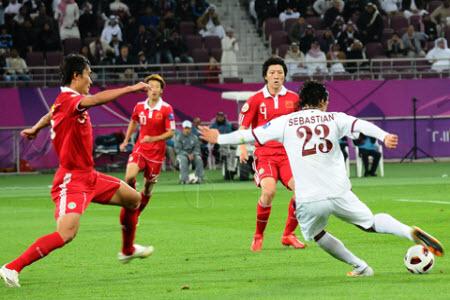 Nhận định U23 Syria vs U23 Trung Quốc 19h00 ngày 168 Asiad 2018 hình ảnh