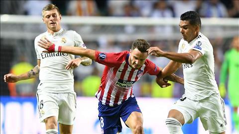 Casemiro bảo vệ Lopetegui sau trận thua muối mặt Atletico hình ảnh