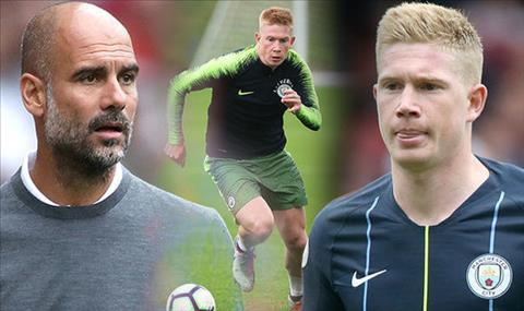 De Bruyne chấn thương nặng, Guardiola khuyên chia tay Man City hình ảnh