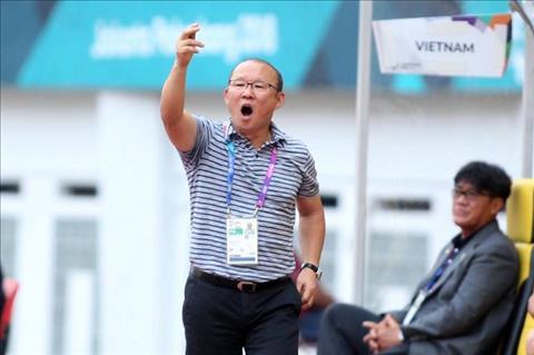 HLV Park Hang Seo nói gì trước trận gặp Olympic Nhật Bản hình ảnh