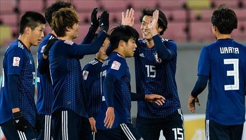 Trực tiếp U23 Nhật Bản vs U23 Pakistan trận đấu Asiad 2018 hình ảnh