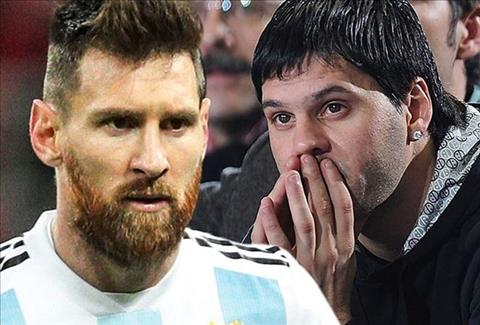 Gia dinh Messi lien tuc gap rac roi trong nhung nam gan day.