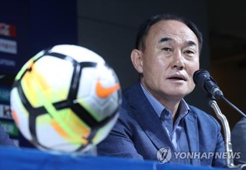 HLV Olympic Hàn Quốc nói gì sau trận thua sốc trước Malaysia hình ảnh