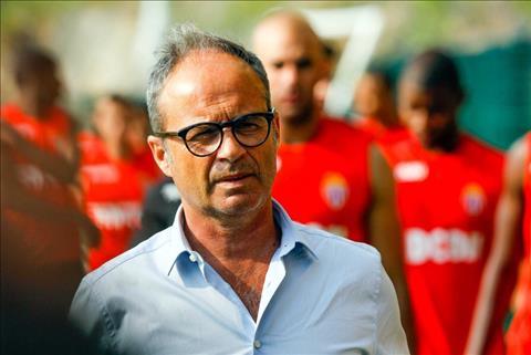 Luis Campos làm giám đốc thể thao ở MU hình ảnh