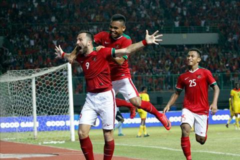 Người Indonesia tự hào vì ghi bàn tốt hơn Olympic Việt Nam hình ảnh