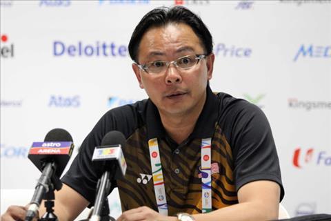 HLV Ong Kim Swee Olympic Malaysia quyết tâm đánh bại nhà Hàn Quốc hình ảnh