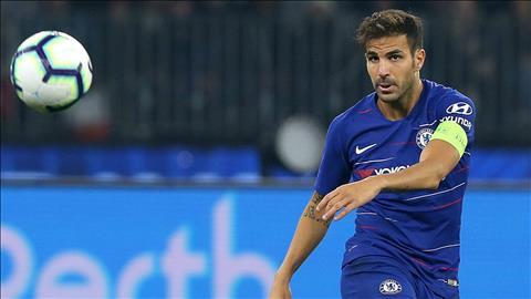 Cesc Fabregas trận Chelsea vs Arsenal vắng mặt vì chấn thương hình ảnh