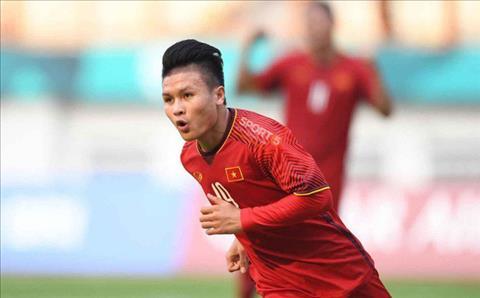 Tiền vệ Quang Hải tự tin trước trận gặp Olympic Nhật Bản hình ảnh