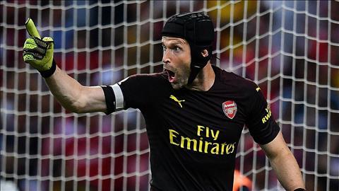 Vì sao thủ môn Petr Cech của Arsenal được trọng dụng hơn Leno hình ảnh