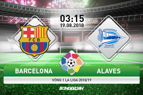 Preview Barca vs Alaves