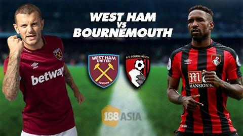 Nhận định West Ham vs Bournemouth 21h00 ngày 188 Premier League hình ảnh