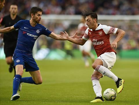 HLV Emery phát biểu Ozil trận Chelsea vs Arsenal hình ảnh