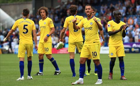 Sao Chelsea khẳng định Hazard xuất sắc nhất thế giới sau Messi hình ảnh