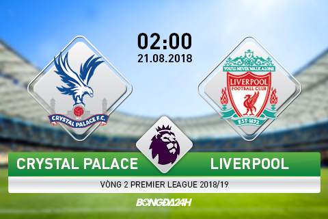 Preview Crystal Palace vs Liverpool
