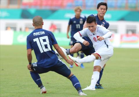 Kết quả U23 Việt Nam vs U23 Nhật Bản kết quả bóng đá Asiad 2018 hình ảnh