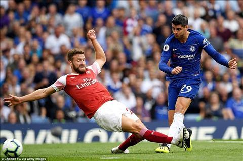 Chelsea thống trị Derby London Ngày Sarri hồi sinh Morata hình ảnh 2
