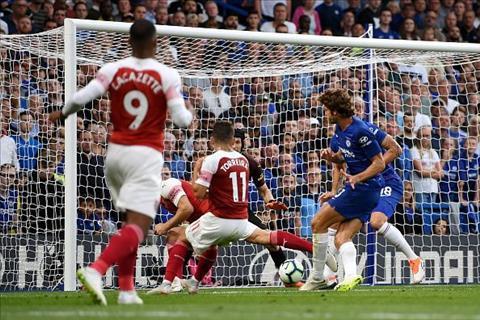 Jamie Redknapp phát biểu về Arsenal hình ảnh
