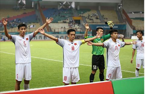 Olympic Viet Nam thang Olympic Nhat Ban: Duoc nhieu hon mat