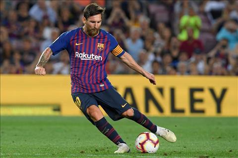 Điểm tin tối 39 Messi vô đối tại La Liga, Mourinho nói về Ronal hình ảnh