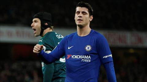 Thi đấu thất vọng, Alvaro Morata phát biểu về Chelsea hình ảnh