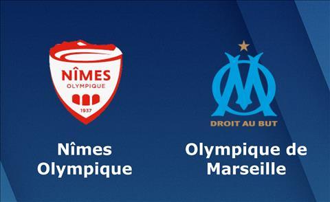 Nimes vs Marseille 2h45 ngày 292 Ligue 1 201920 hình ảnh
