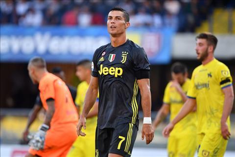 Cristiano Ronaldo ra mắt Juventus không khiến đội bóng mạnh nhất hình ảnh