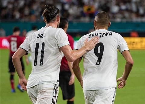 Bale Benzema