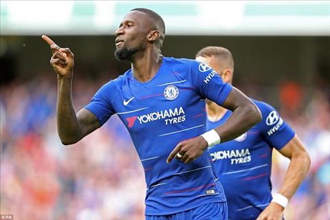 Antonio Rudiger phát biểu về Chelsea dưới thời HLV Sarri hình ảnh