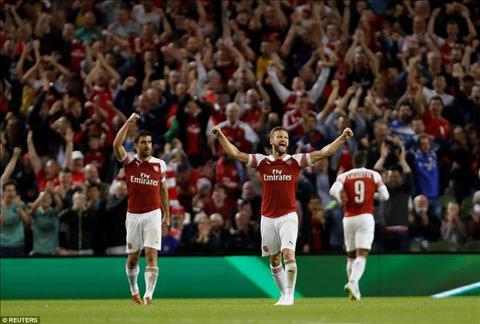 Những điểm sáng tối nhìn từ chiến thắng của Arsenal trước Chelsea hình ảnh 3
