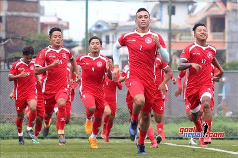 Olympic Nepal phạt 5 cầu thủ vì đi bar hình ảnh