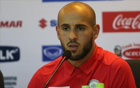 HLV U23 Palestine nói gì về Olympic Việt Nam hình ảnh