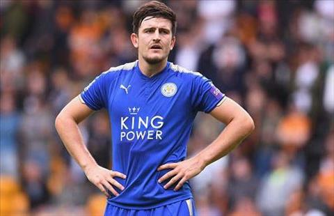 Maguire cua Leicester